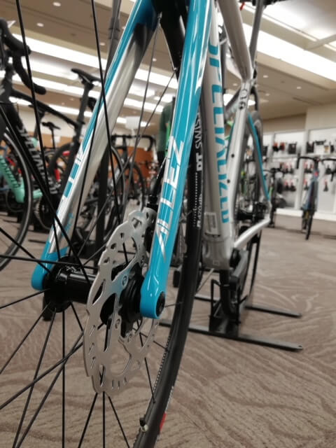 ALLEZ SPRINT CIMP DISCの写真2