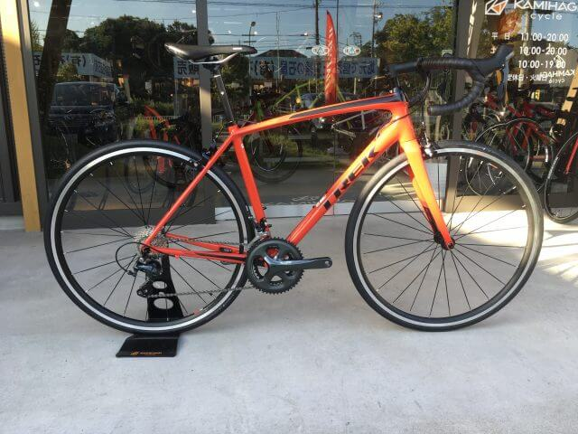 TREK EMONDA ALR4 RED/BLKの画像