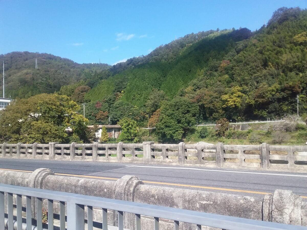 現在の香嵐渓2