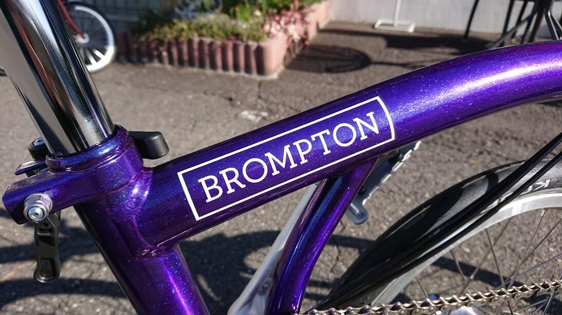 ブロンプトン画像