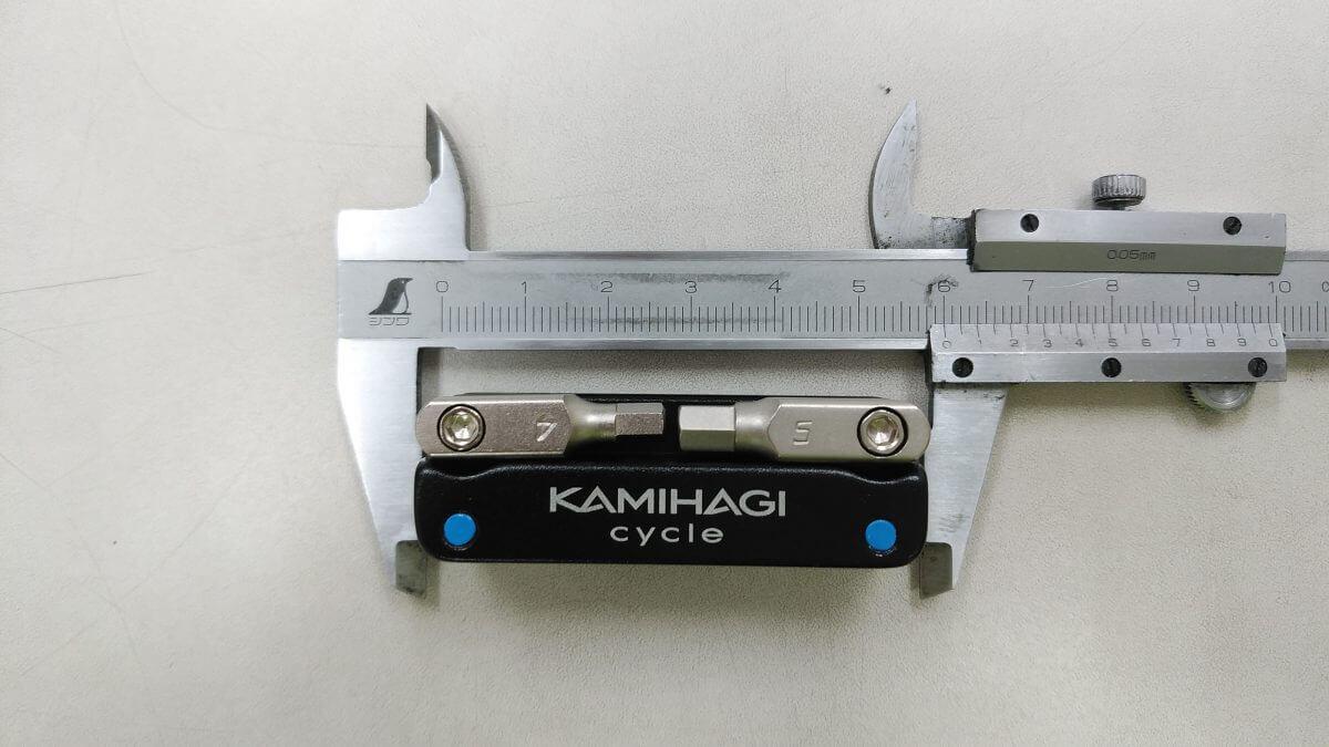 工具サイズ