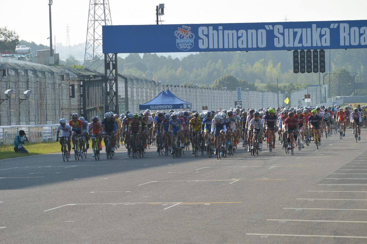レース全体写真