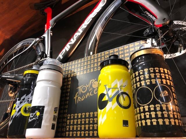 ELITE Tour de France ボトル