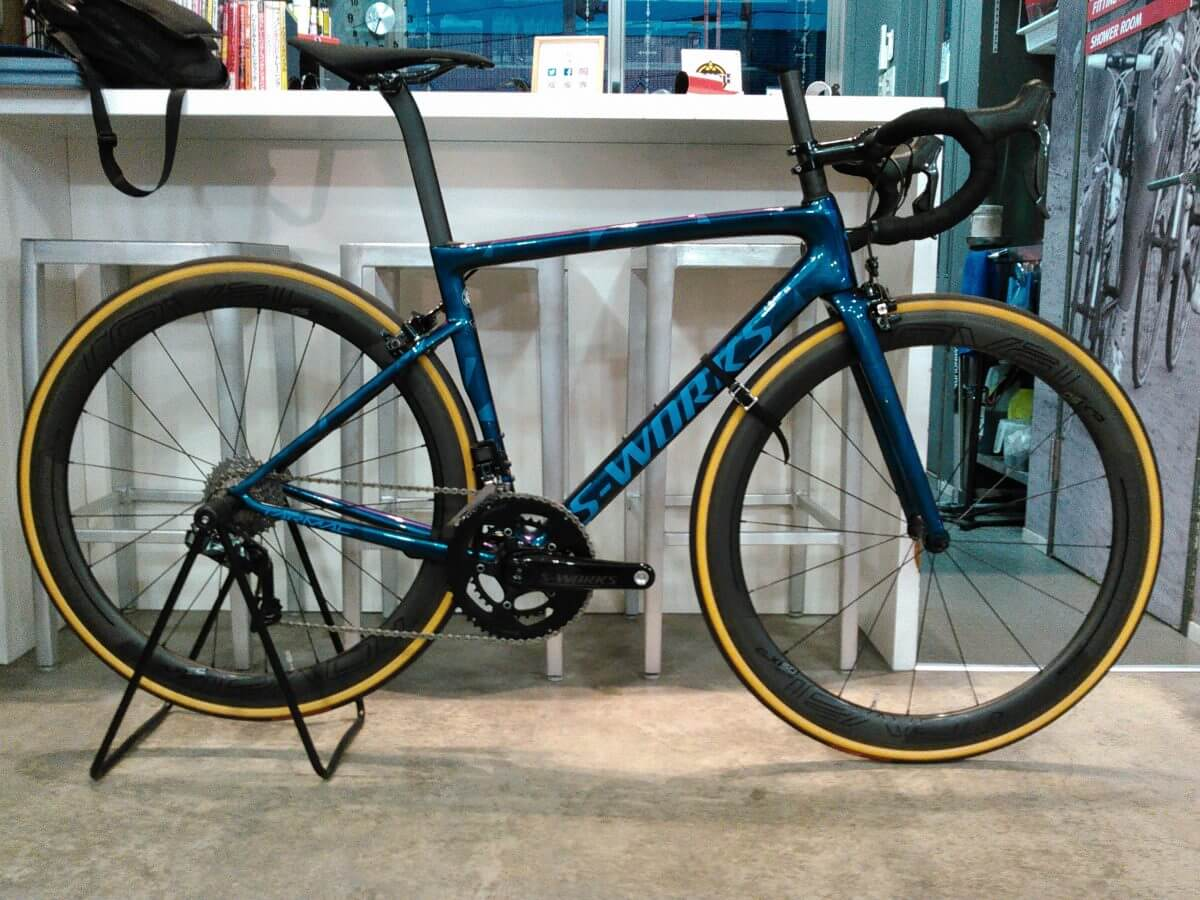 S-WORKS TARMAC画像
